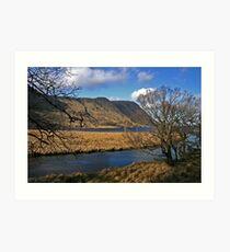 Glenveagh National Park View Art Print