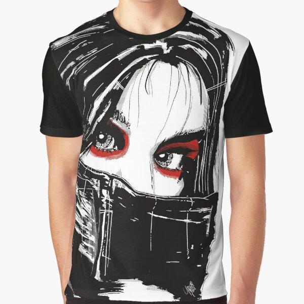 Lady Vengeance Graphic T-Shirt