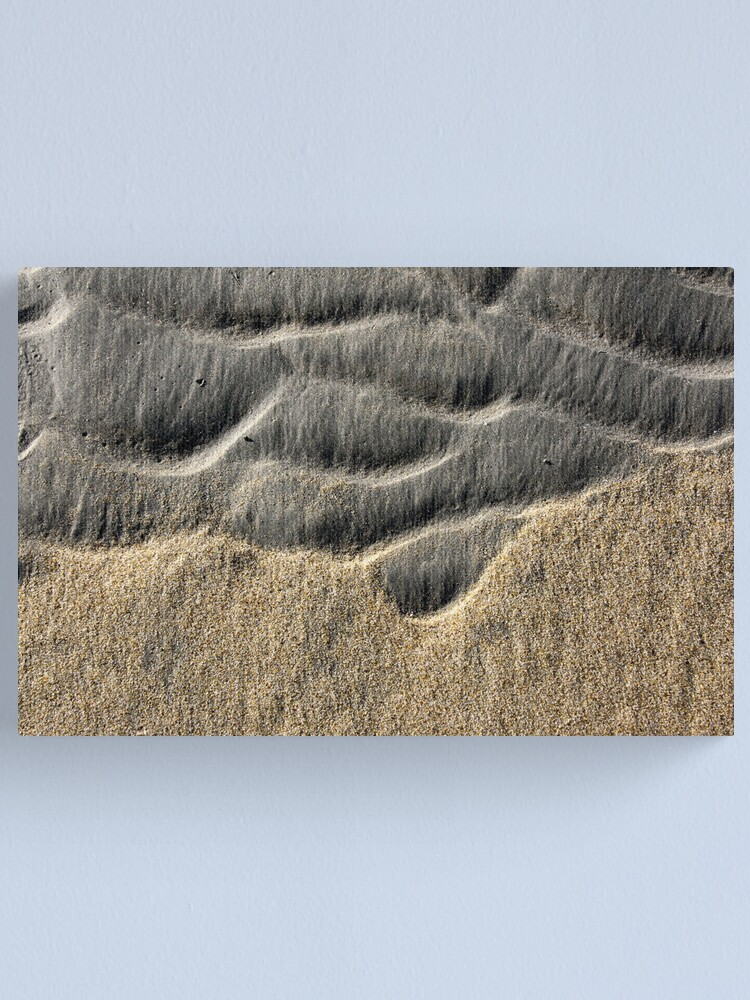 Alternate view of Two Sands Canvas Print