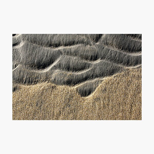 Two Sands Photographic Print