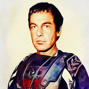 John Dall, Vintage Actor by SerpentFilms