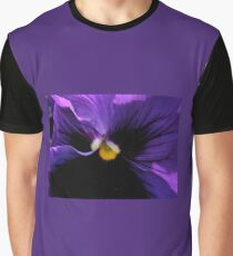 Pansy - Georgia O'Keefe Style (20,000+ Views) Graphic T-Shirt