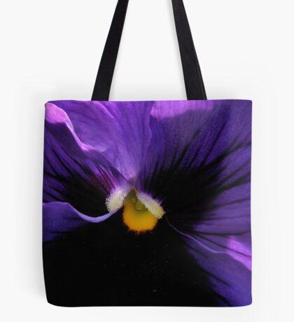 Pansy - Georgia O'Keefe Style (20,000+ Views) Tote Bag
