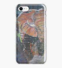 (Elephant) Charging iPhone Case/Skin