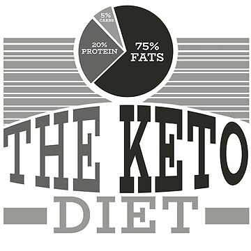 Keto Diet Diet Ketogenic Ketosis Health Fats Gift by design2try