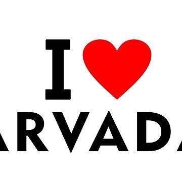 I love Arvada city by tony4urban