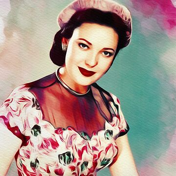 Linda Darnell, Vintage Hollywood Actress by SerpentFilms