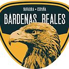 Bardenas Reales Desert 01 - Navarre Spain, T-Shirt + Sticker by ROADTROOPER