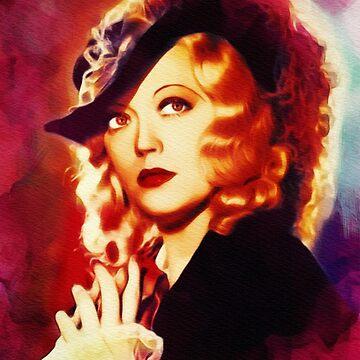 Marion Davies, Vintage Movie Star by SerpentFilms