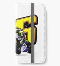 Valentino Rossi 46 iPhone Wallet/Case/Skin