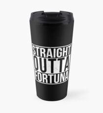 Warframe - Straight Outta Fortuna | Video Game Shirt Travel Mug