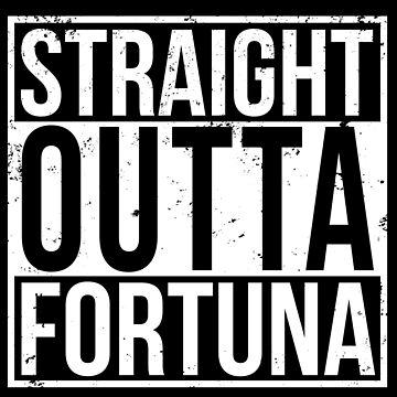 Warframe - Straight Outta Fortuna | Video Game Shirt by mzethner