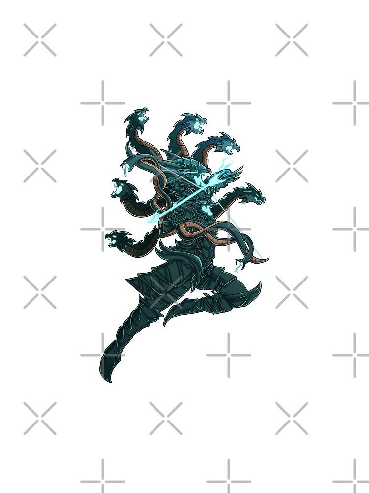 Guardian of the Hydra by Hyrchurn