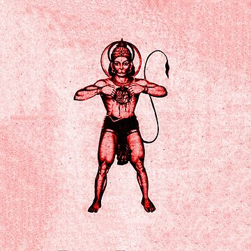 Hindu - Hanuman 3 by GuyBlank