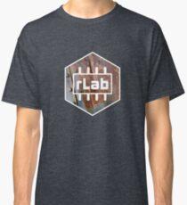 rLAb 'Rusty' logo Classic T-Shirt