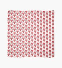 The Look of Love Bacon Food Eating Breakfast Scarf