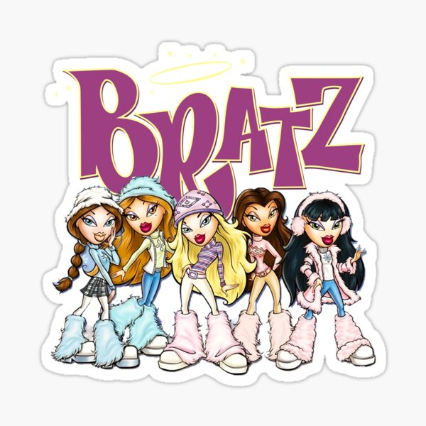 Bratz Sticker