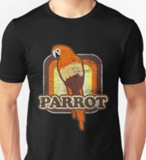 Parrot Endangered species Unisex T-Shirt