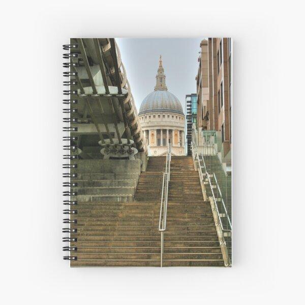 St Pauls Spiral Notebook