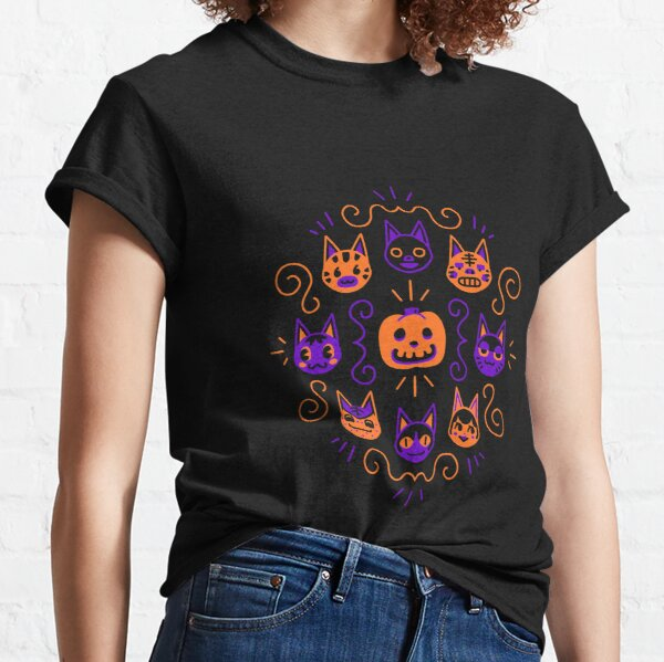 Kitty Crossing Classic T-Shirt