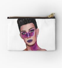 James Charles: Galaxy Studio Pouch