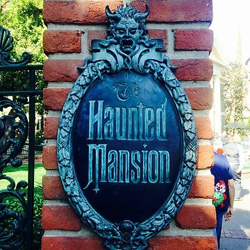 Haunted Mansion  by j0rj0rbinks