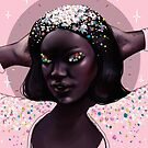 Glitter Girl by nevhada