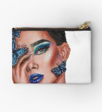 James Charles: Butterfly Studio Pouch