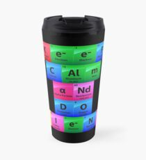 Keep Calm And Do Science - Chemistry Quotes Gift Thermobecher