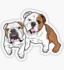 Csonka & Carini Sticker