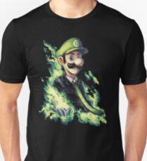 Eleganter Luigi Unisex T-Shirt