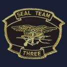 Seal Team Three by Walter Colvin