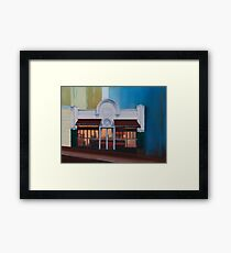 Two Ants Framed Print