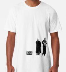 Jay and Silent Bob at the Quick Stop Long T-Shirt