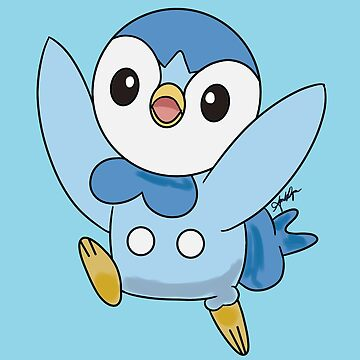 Pokemon: Piplup! by FoxGroves