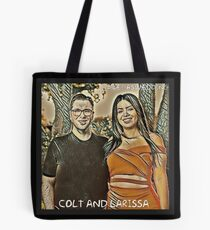 90 Day Fiancé ~ Colt and Larissa  Tote Bag