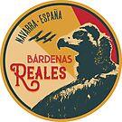 Bardenas Reales Desert 03 - Navarre Spain, T-Shirt + Sticker by ROADTROOPER