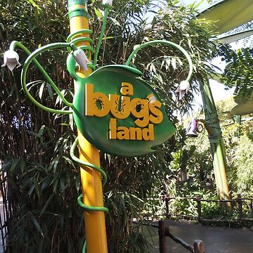 A Bugs Land by j0rj0rbinks
