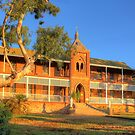 Northampton - Sacred Heart Convent  - Western Australia by Colin  Williams Photography