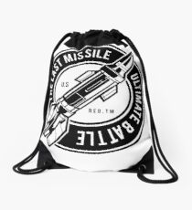 THE LAST MISSILE ULTIMATE BATTLE      T-SHIRT Drawstring Bag