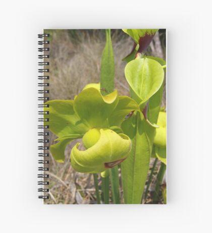 Pitcher Plant Spiral Notebook