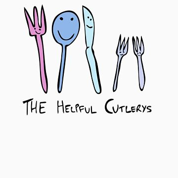 The Helpful Cutlerys by wonderful