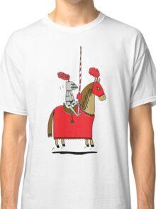 Jumpy Knight Classic T-Shirt