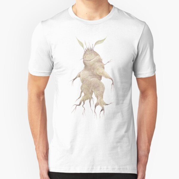 Merry Mandrake  Slim Fit T-Shirt