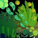 Fantastic Moss World by dstrctdntrlst