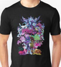 Deltarune - Abenteuer Unisex T-Shirt