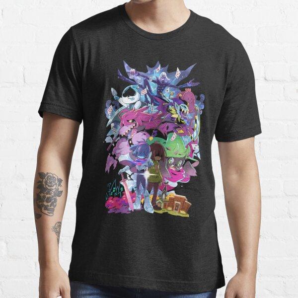 Deltarune - Abenteuer Essential T-Shirt