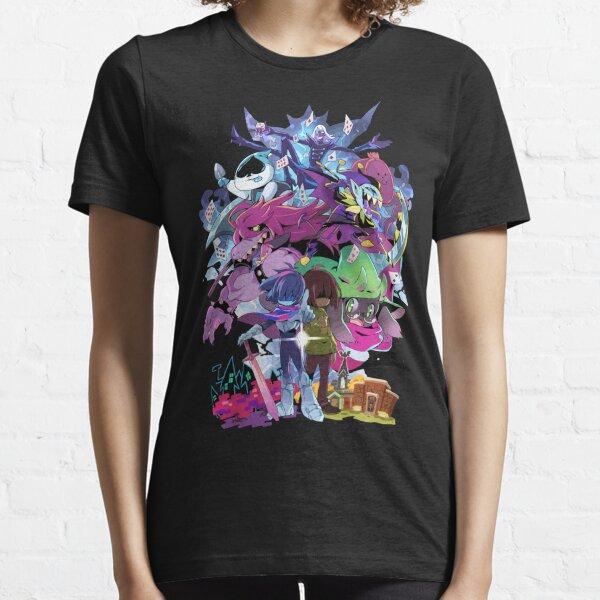 Deltarune - Adventure Essential T-Shirt