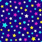 Starry night by Slanapotam