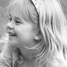 Hannah - b/w princess by gaylene